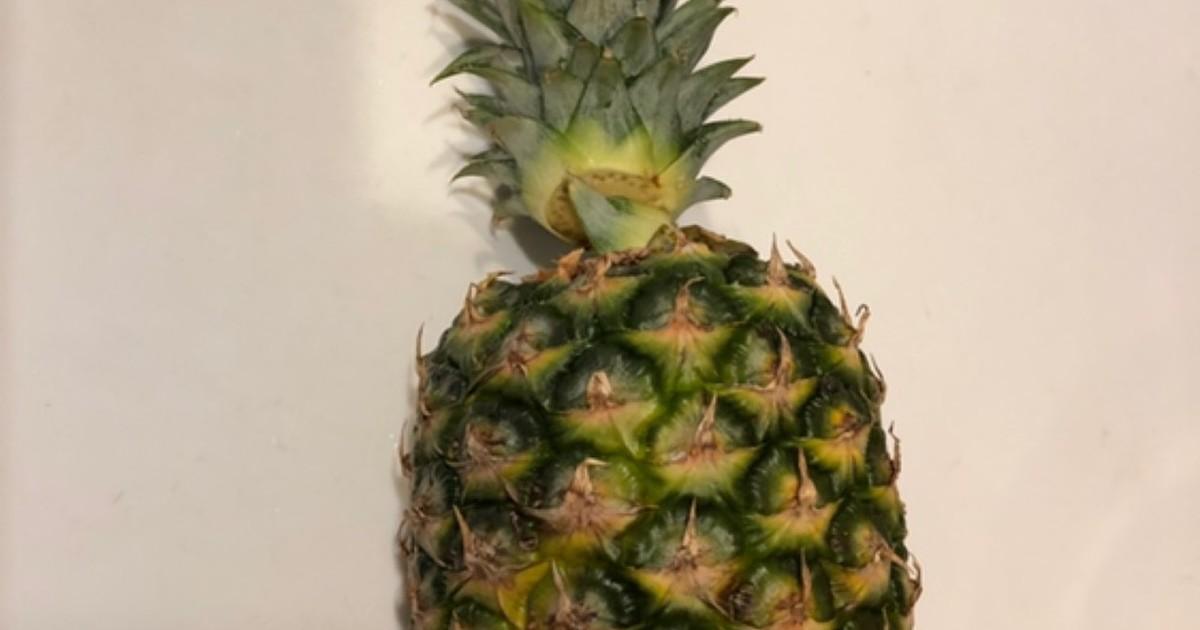 食べ すぎ パイナップル