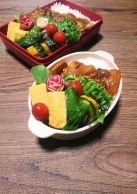 置き弁&ワタシのお弁当❗8