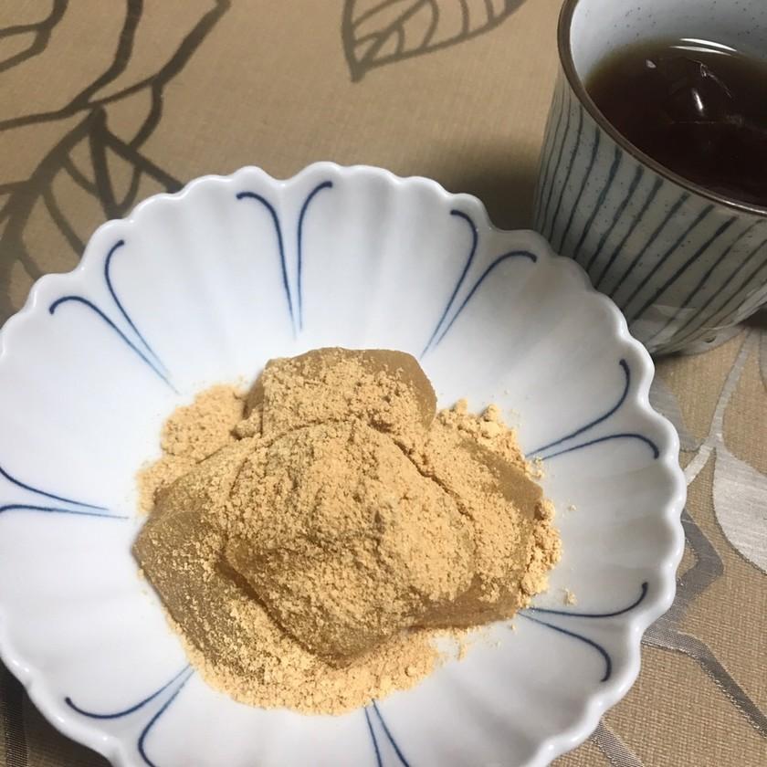 【糖質オフ】サイリウムでわらび餅