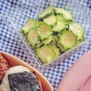 簡単♪ズッキーニの浅漬け風サラダの写真