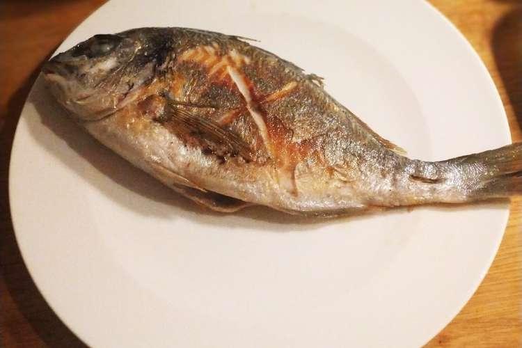 焼き 方 魚の 皮まで旨い!「塩鮭の焼き方」 レシピ・作り方