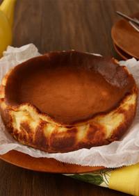 レモンベイクドチーズケーキ