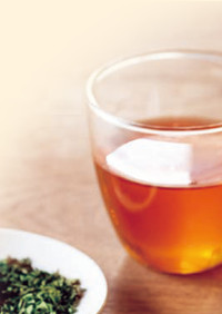 清涼感で夏バテ対策★ミントハトムギ茶