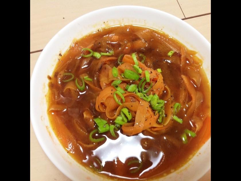 ダイエット推薦!簡単美味5分スープカレー