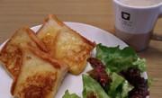 フレンチトースト(一晩漬けて朝焼く)の写真