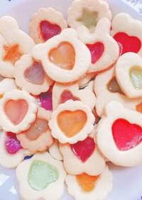 簡単♡ステンドグラスクッキー(大量生産)