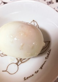 茹で卵塩麹漬け