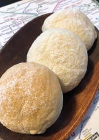 ティファールHBで簡単丸パン