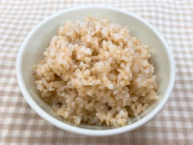 玄米 ギャバ 作り方