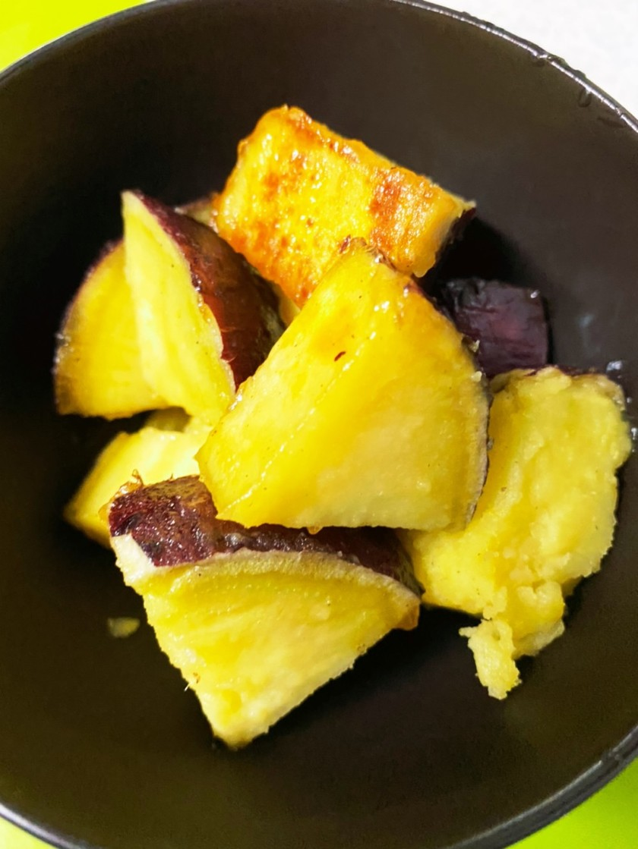 サツマイモのハニーバター