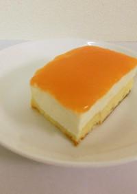 メロンレアチーズケーキ(2020.06)