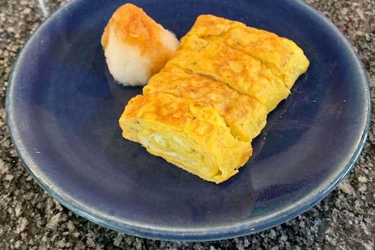 だし 巻き 卵 フライパン