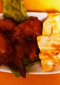 簡単・エビチリ麻婆豆腐