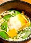 塩豚の美味しいスープで超簡単なお雑煮