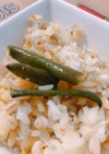 お弁当の残り物 簡単チャーハン ランチ