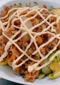 超簡単♡シシリアンライス♡洋風の牛丼
