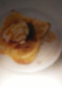 黒蜜きな粉和トースト