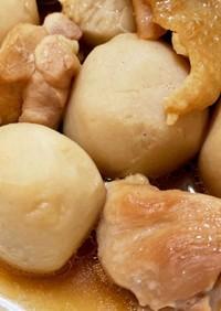 鶏もも肉と里芋の甘辛煮