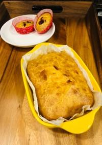 ふわふわ 柚子のパウンドケーキ 超簡単♡