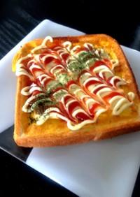 フライパンで簡単エッグトーストの作り方