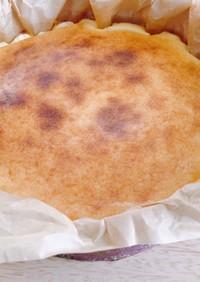 小麦粉不使用の簡単☆ベイクドチーズケーキ