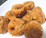 簡単 糖質オフ 生おからクッキー卵粉なしの写真