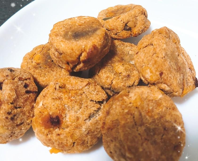 簡単 糖質オフ 生おからクッキー卵粉なし