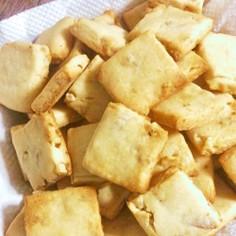 ママレードとココナッツオイルのクッキー