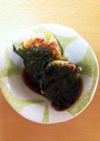豆腐&納豆ハンバーグ