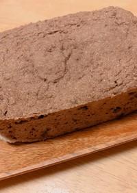ココアおから蒸しパン