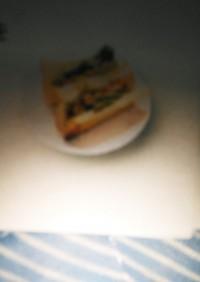 サムギョプサル風トースト