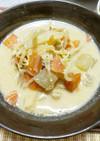 ベースを作っておくと便利!豆乳スープ