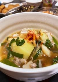 カムジャタン風スープ
