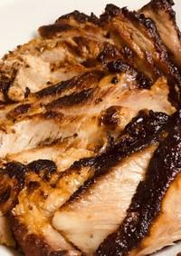 漬けて焼くだけ!豚塊肉の五香粉オーブン焼