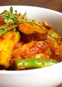 野菜だけでも大満足のラタトゥイユ