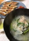 圧力鍋 サムゲタン風スープ