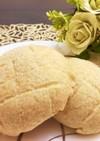 さくさくクッキー&ふんわりパンメロンパン