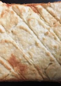 材料3つ★メロンパントースト