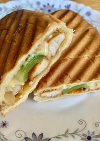 ファヒータサンドイッチ