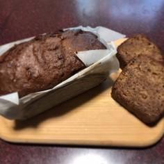 杏とココナッツのケーキ