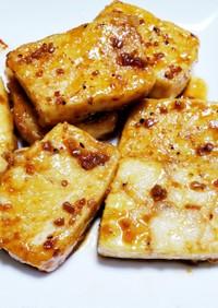 簡単!凍らせ豆腐ステーキ☆