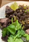 キューバのママの味!美味しーい黒豆スープ