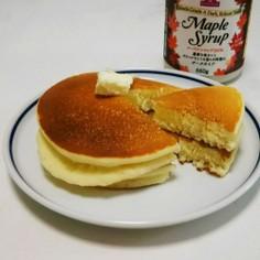 波里の米粉でふわっふわパンケーキ