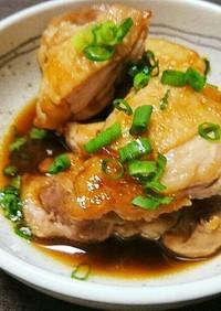 鶏もも肉の梅ジャム焼き