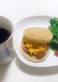 休日の朝食に✨イングリッシュマフィン