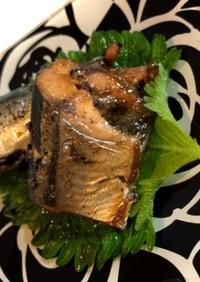 圧力鍋で秋刀魚の甘露煮★