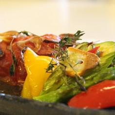 夏野菜のロースト ~タイム風味~
