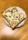 納豆豆腐パン