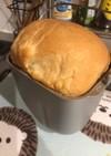 HBで初食パン作り(覚書)