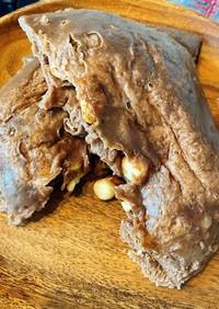 モチモチ ソイプロテイン 蒸しパン